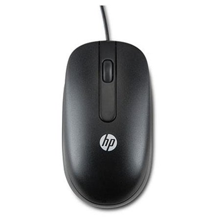 hp wired usb mouse keyboard combo with mouse pad b1t09at aba computer pc new. Black Bedroom Furniture Sets. Home Design Ideas