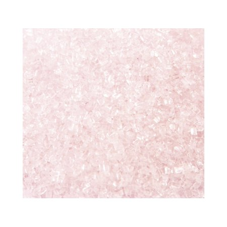 Sugar Sanding Pastel Pink Bakery Topping Sprinkles 1 pound colored - Pink Sprinkles