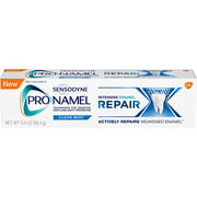 2 Pack Sensodyne Pronamel Intensive Enamel Repair Toothpaste, Clean Mint, 3.4 Oz