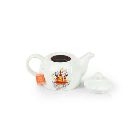 Harry Potter Hogwarts Mini Porcelain Teapot