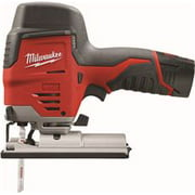 Milwaukee M12 Cordless High Performance Jig Saw Kit With One Battery