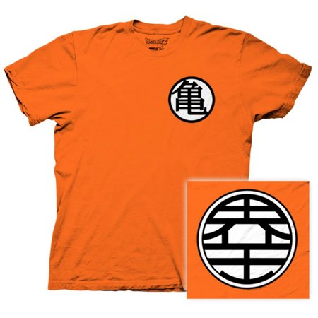 Dragon Ball Z Quotes (Dragon Ball Z Symbols T-Shirt - Kame)