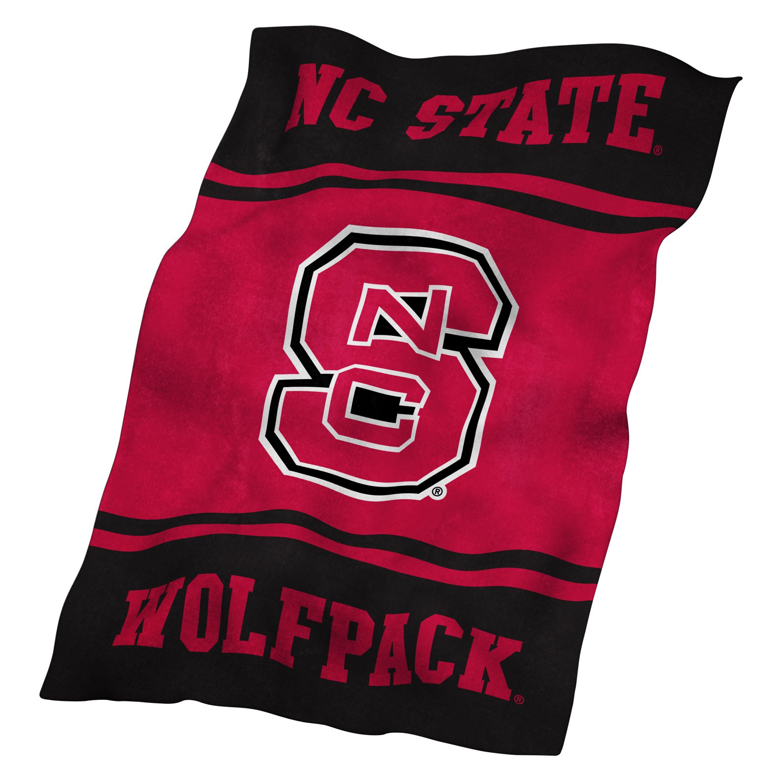 Logo Chair NCAA North Carolina State UltraSoft Blanket