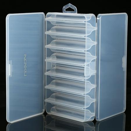 - 14 Compartment Fishing Bait Lure Hooks Box Bait Storage Case Fishing Tool Tackle Organizer Sorting Box