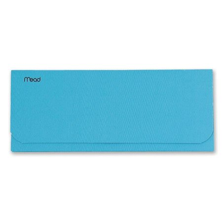 Mead 2-Inch Expansion Check File Wallet (MEA35360) -Assorted (Expansion Colors Wallet)