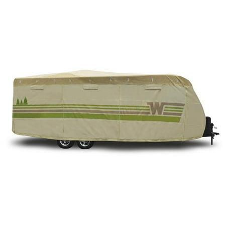Adco A1V-64842 22 ft. 1 in. - 24 ft. Winnebago Travel Trailer RV