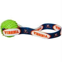Virginia Cavaliers Rubber Ball Toss Toy