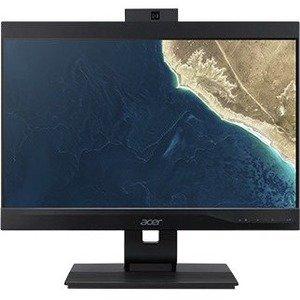 "Acer Veriton Z4660G All-in-One Computer - Intel Core i5 (8th Gen) i5-8500 3GHz - 8GB DDR4 SDRAM - 1TB HDD - 21.5"" 1920 x 1080 Display - Windows 10 Pro 64-bit - Desktop"
