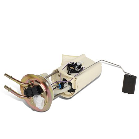 For 2002 to 2003 Cadillac Escalade ESV EXT / Chevy Avalanche / Suburban / GMC Yukon XL 1500 5.3L / 6.0L Electric In -Tank Fuel Pump module Kit E3556M ()
