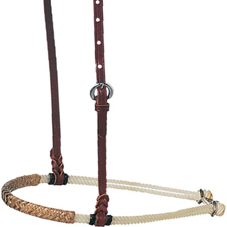 Martin Saddlery Double Rope Rawhide Covered -