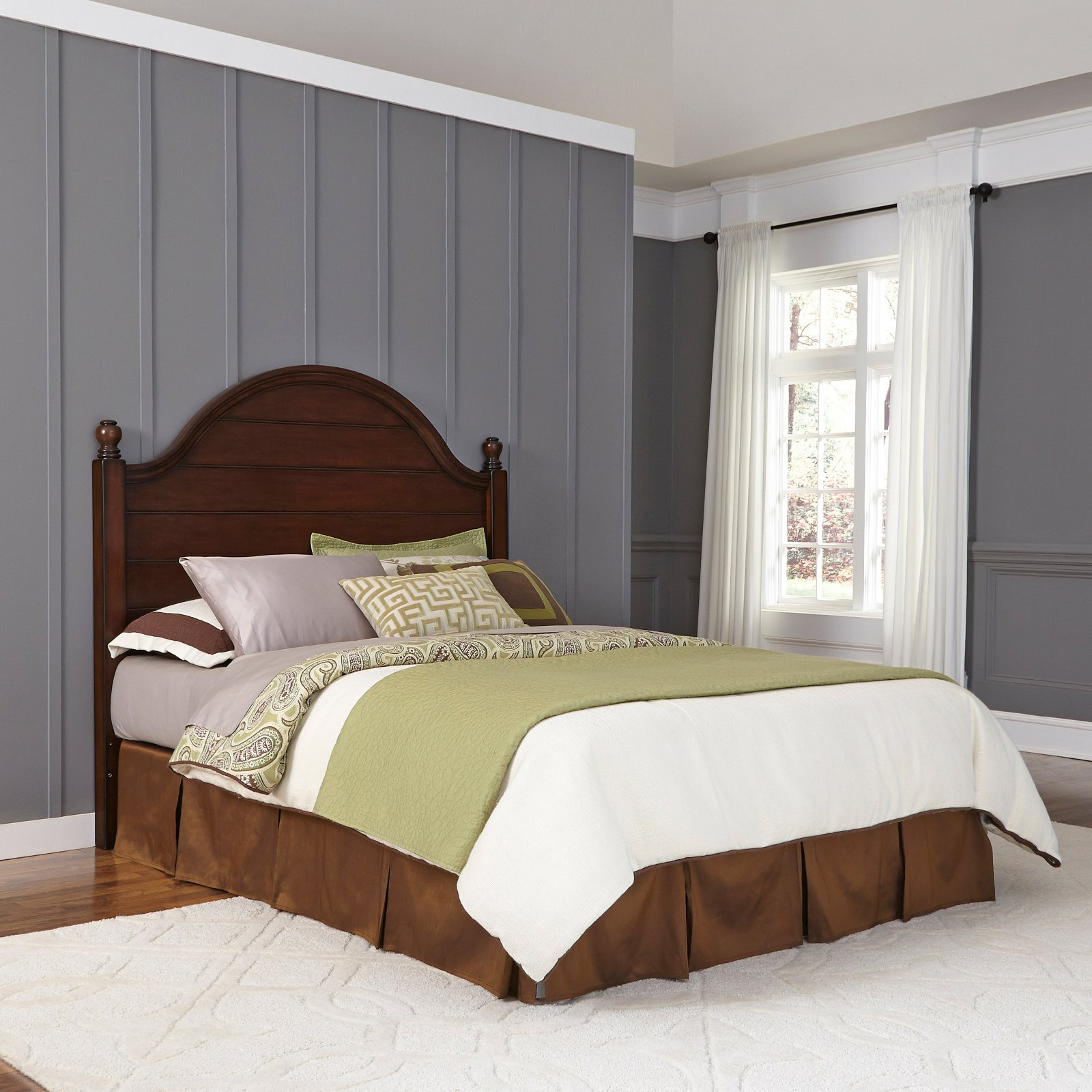 Home Styles Country Comfort Twin Headboard