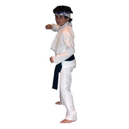 Karate Kid Daniel-San Costume Child Large - Karate Costumes For Kids
