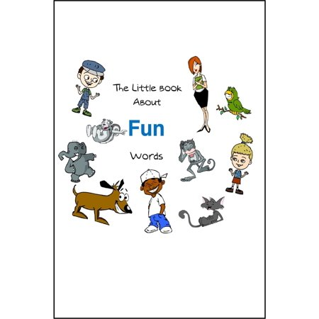 The Little Book About FUN Words - eBook (Qualities Of A Gentleman In One Word)