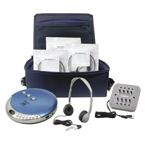 Hamilton Buhl Ultra Portable CD Listening Center