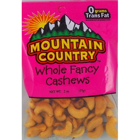 (Price/Case)Mountain Country 15495 Cashew Jumbo 6-2 Ounce