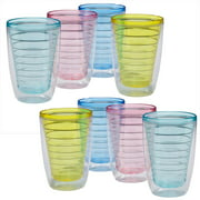 16 oz. Insulated Tumblers Set of 8