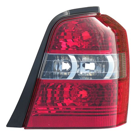 2004-2007 Toyota Highlander Passenger Right Side Rear Back Lamp Tail Light