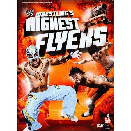 Wrestlings Highest Flyers  Full Frame