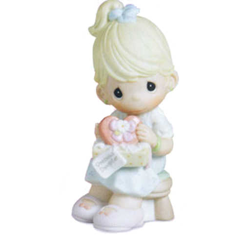 Precious Moments Family 4001656 You Are A Precious Gift Daughter Figurine by Precious Moments