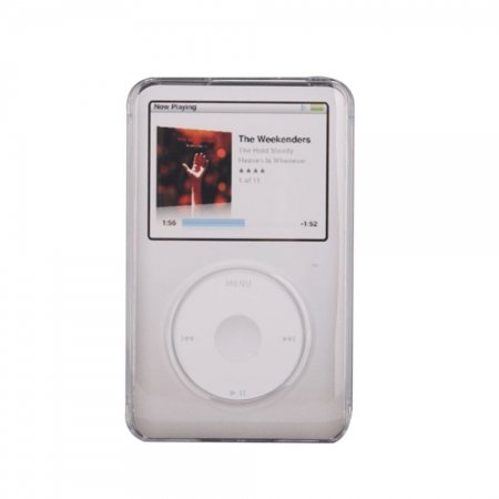 Hard Plastic Shell Case for iPod Classic