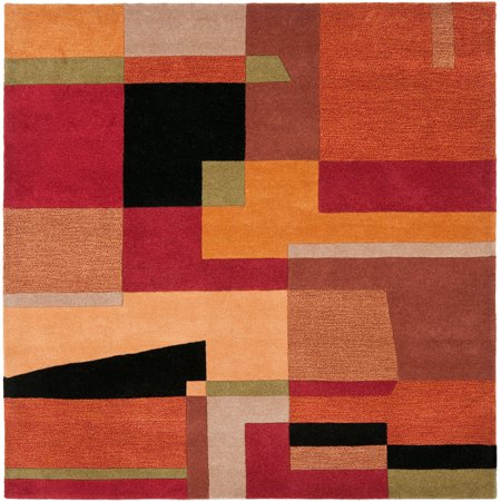 Safavieh Rodeo Drive Lewis Hand Tufted Wool Area Rug, Multi-Colored