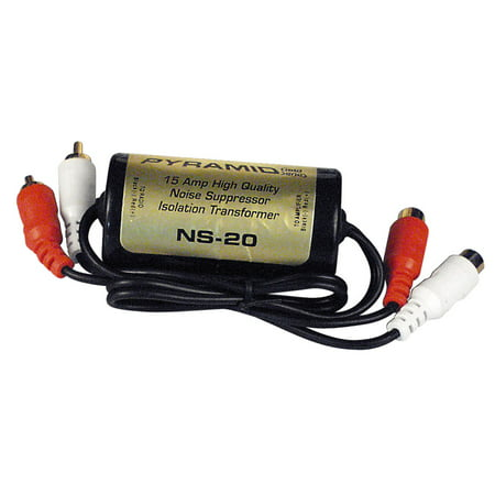 PYRAMID NS20 - 15 Amp RCA Noise Suppressor