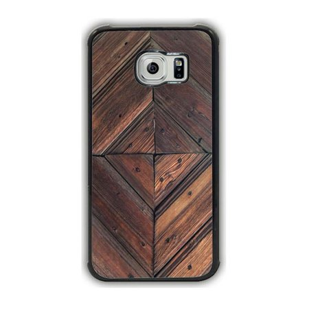 Wooden Door Galaxy S7 Case