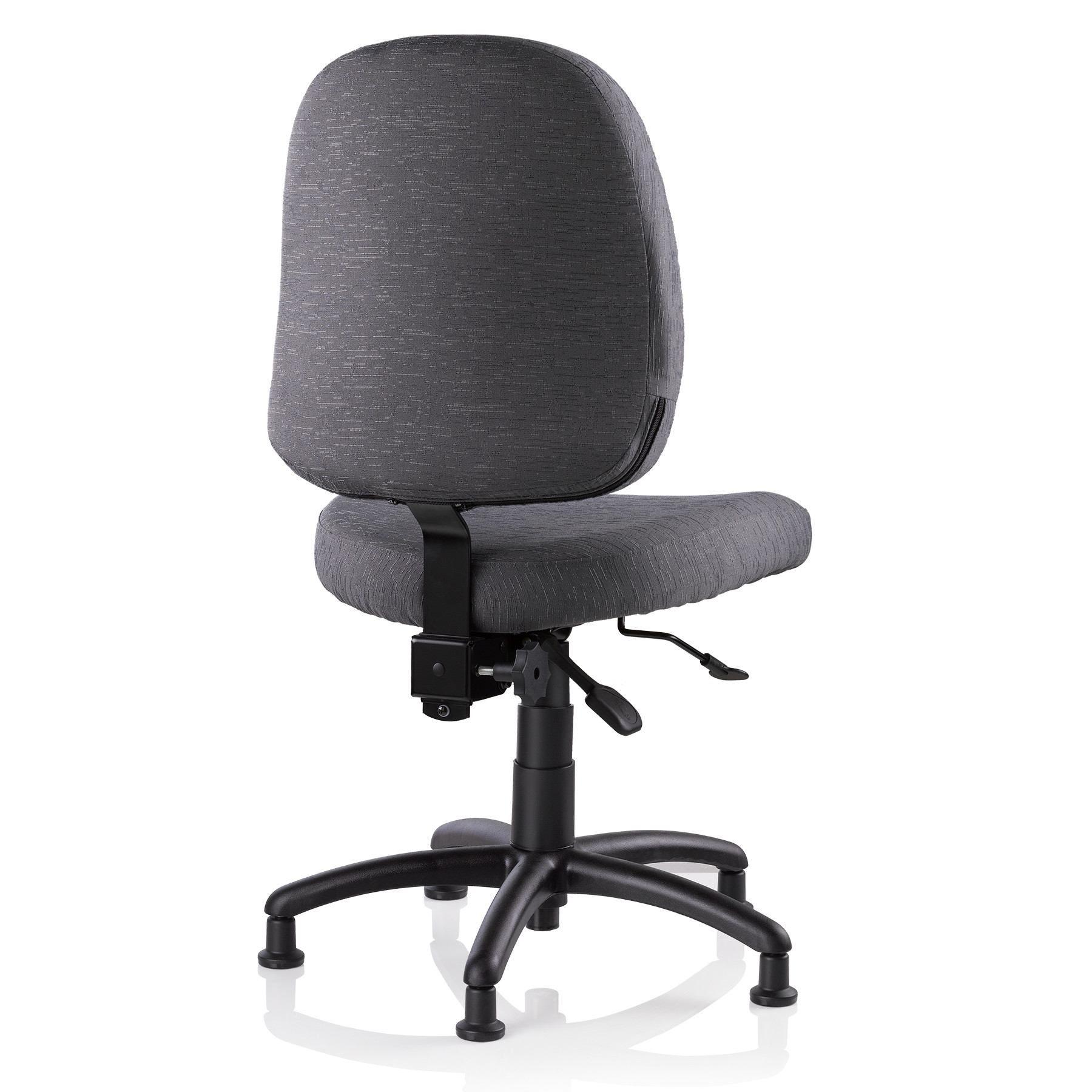 Reliable 48SE Ergonomic Task Chair with Glides - Made in Canada