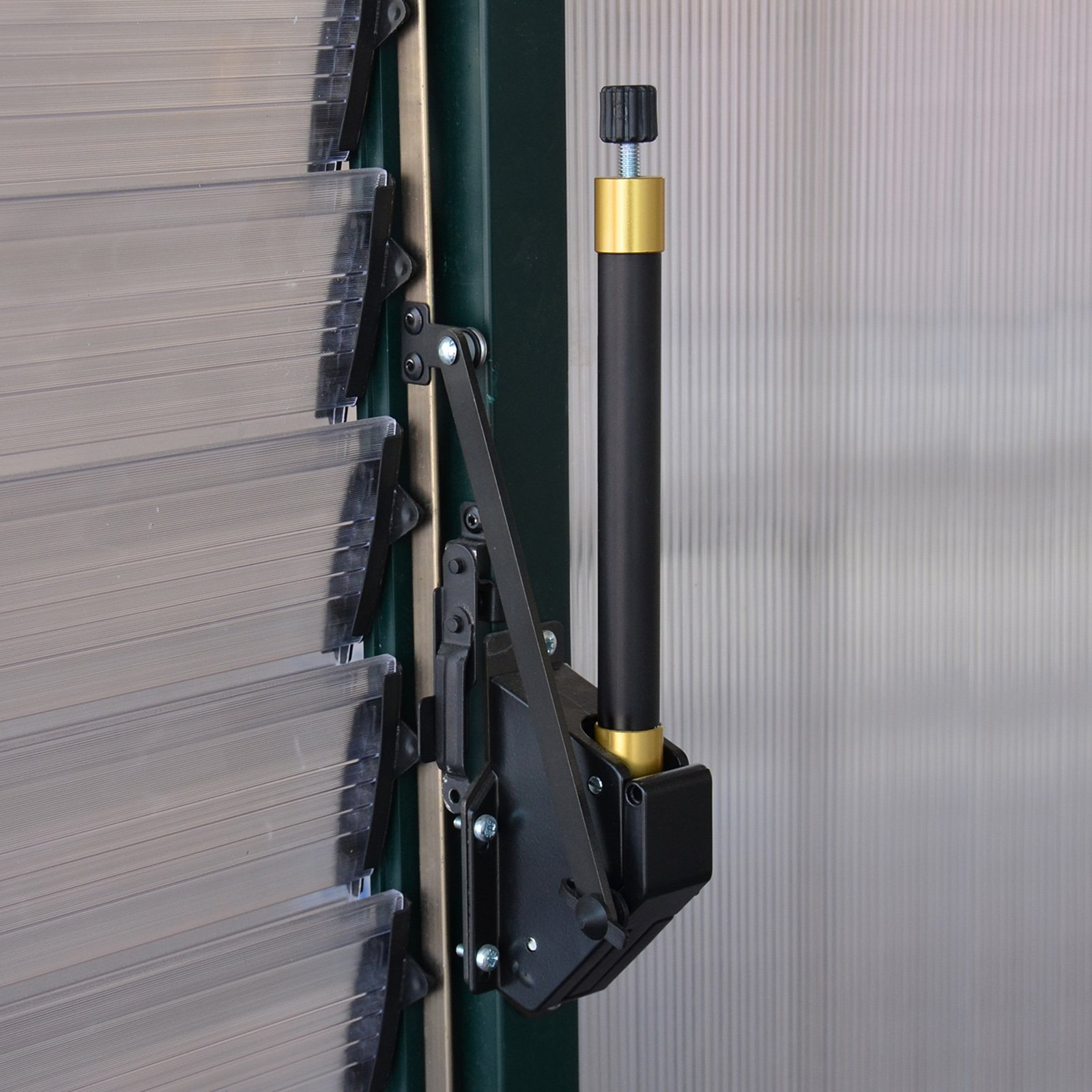 Rion Louver Automatic Opener for Palram and Rion Greenhouses