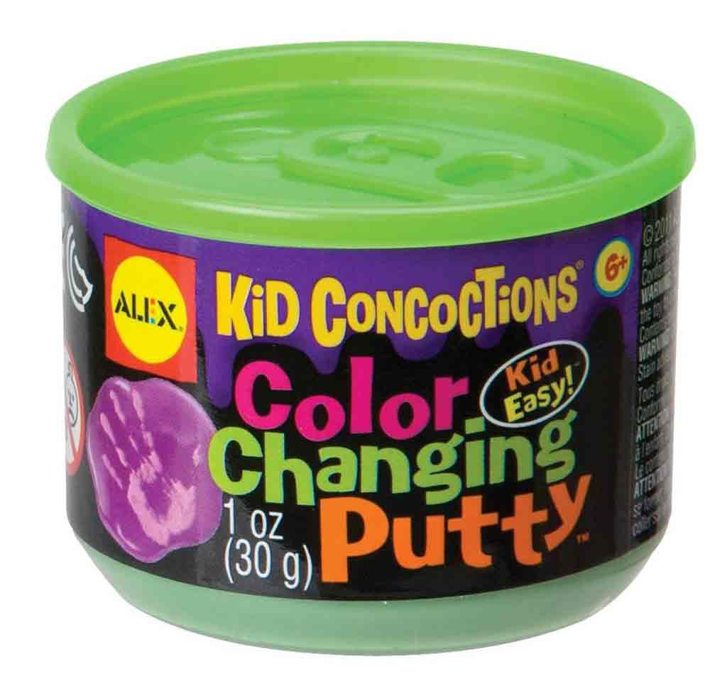 Scientific Explorer Putty Color Changerz (Assorted)
