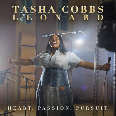 Tasha Cobbs Leonard - Heart. Passion. Pursuit. (CD)
