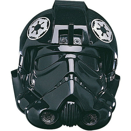 Halloween Fighter Pilot (Star Wars Adult Fighter Collectors Helmet Halloween Costume)