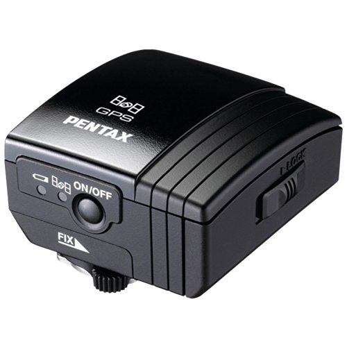 Pentax GPS Unit O-GPS1 Hotshoe Mounted Accessory GPS Unit for Pentax K-5, K-r, 645D by Pentax