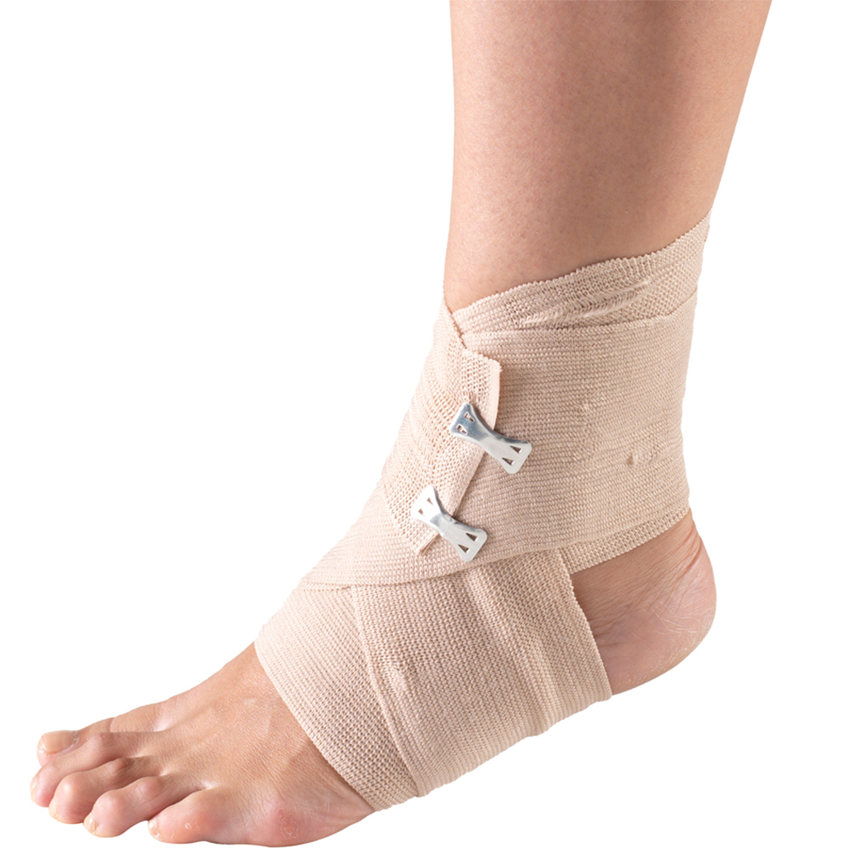 "Champion Elastic Bandage, Universal Fit, 3 inch Width, Beige, Universal - 3"" Wide"