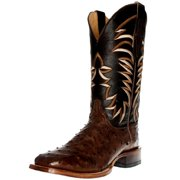 Cinch Western Boots Mens Full Quill Ostrich Leather Kango CFM552