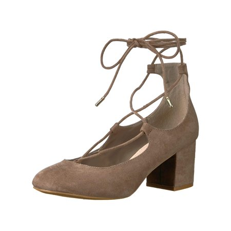 Journee Collection Womens Ferah Closed Toe Ankle Strap Classic Pumps