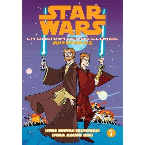 Star Wars: La Guerra De Los Clones Adventuras Volume 1 Star Wars/clone Wars Adventures Volume 1