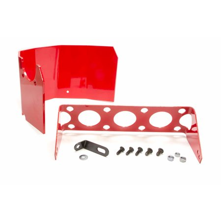 TCI Red Automatic Transmission Shield C4 P/N -
