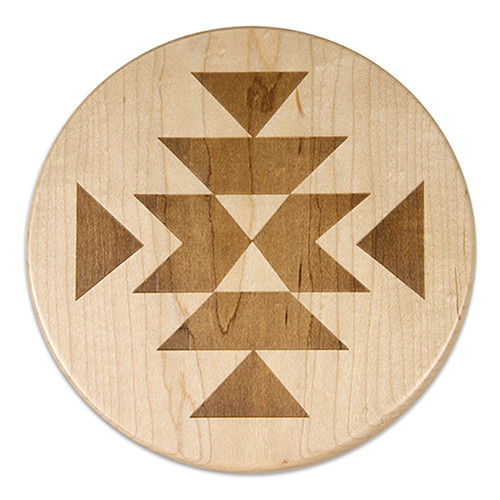 Martins Homewares Go West Broken Arrow Trivet