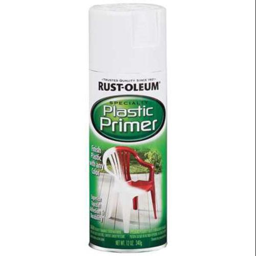 SPECIALTY 209460 Spray Primer, White, 12 oz.