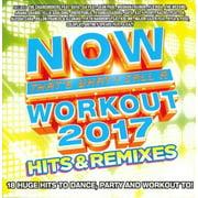 Now Workout Hits & Remixes (Various Artists)