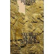 Secrets of the Black Hebrews - eBook