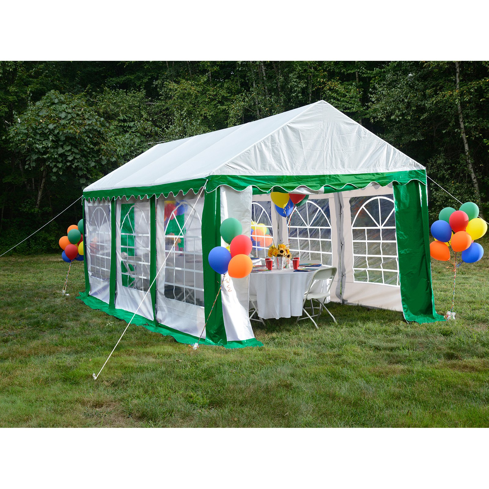 Enclosure Kit with Windows for Party Tent