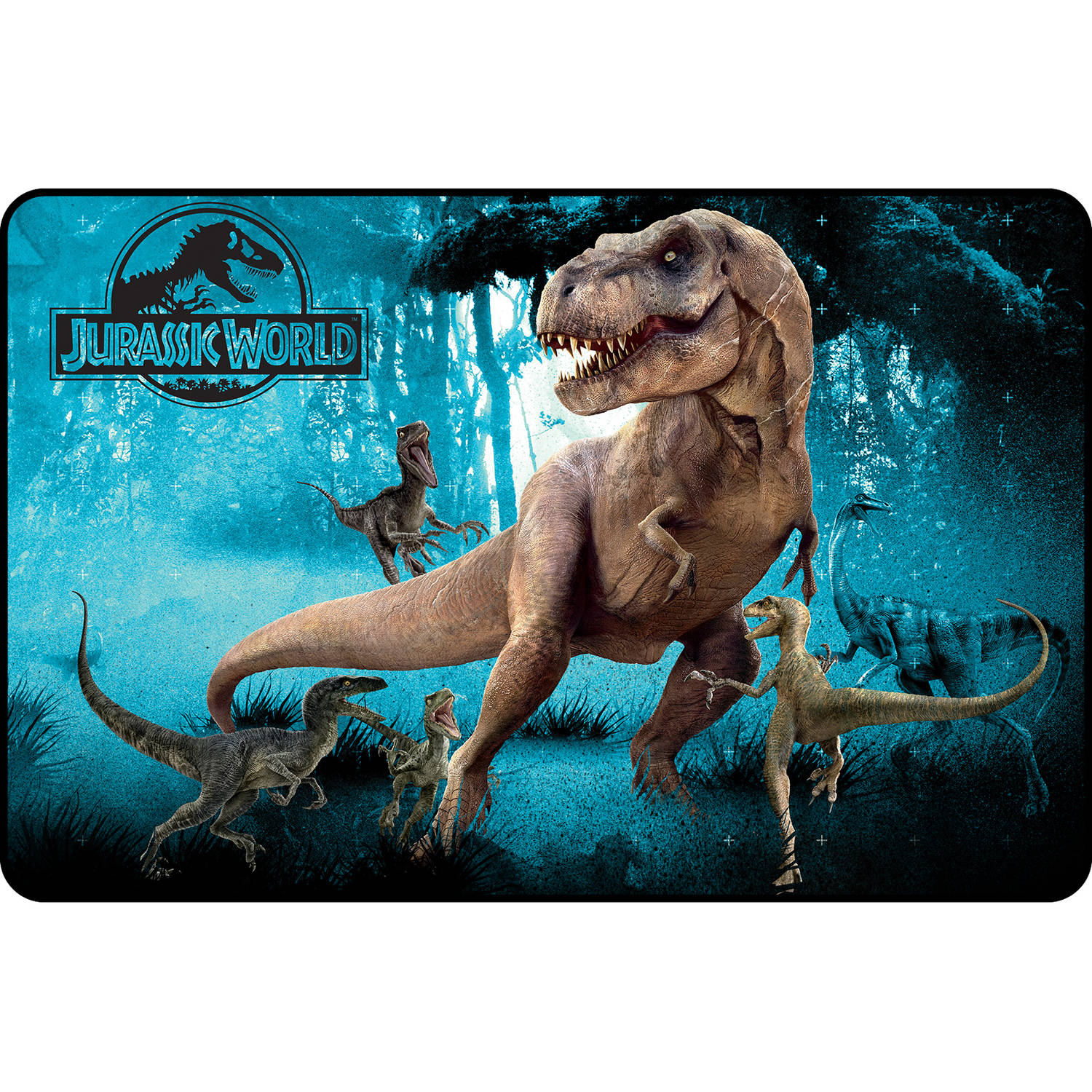 Jurassic World Dinosaur Attack 30 Quot X 46 Quot Accent Rug