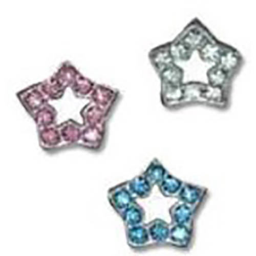 Image of 993981 Charm Pink Star