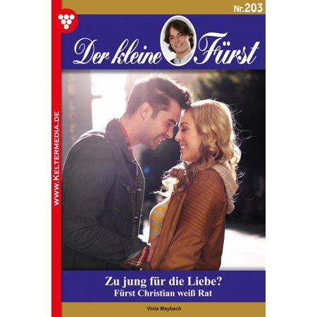Der kleine Fürst 203 – Adelsroman - eBook (Kleine Mesh-rucksack)