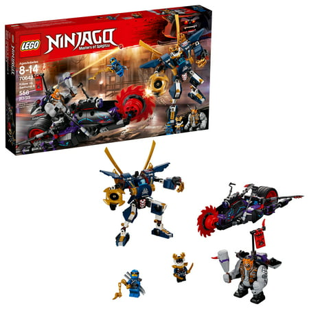 LEGO Ninjago Killow vs. Samurai X 70642 (556 Pieces) - Lego Ninjago Nya