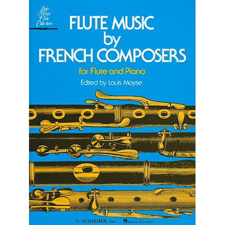 Flute Music by French -