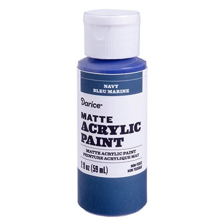Shading Ink - Dip your brush into this bottle of matte acrylic paint and start filling in the canvas. This shade of navy blue works well for backgrounds and shading.