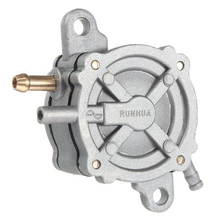 vacuum gas fuel pump valve switch petcock for gy6 50cc 150cc 250cc scooter  atv tank - walmart com